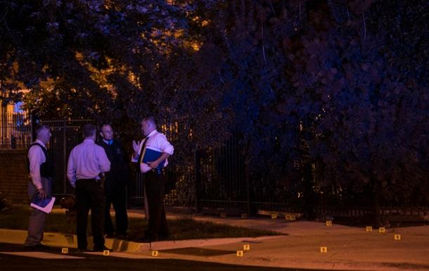 В Чикаго неизвестные открыли огонь по прохожим