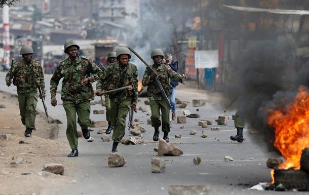 Поліцейські в Кенії застрелили двох протестувальників