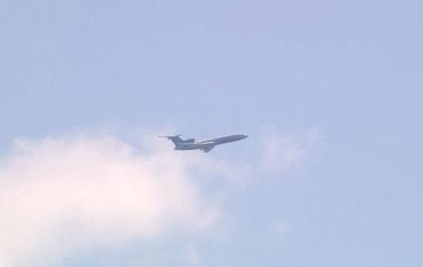 Самолет РФ пролетел над Белым домом и Пентагоном