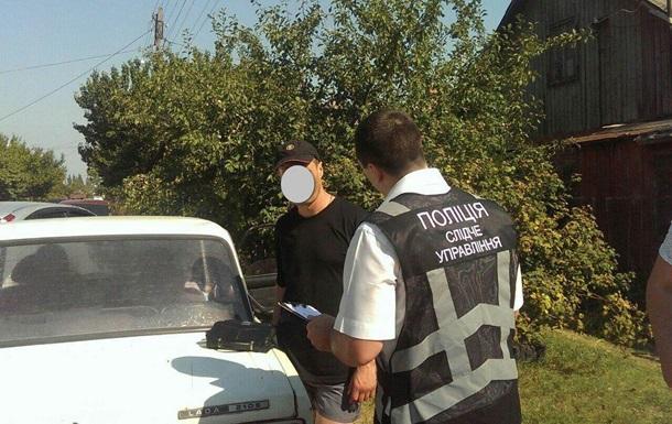 В Бердянске взяточник при задержании переехал работника СБУ