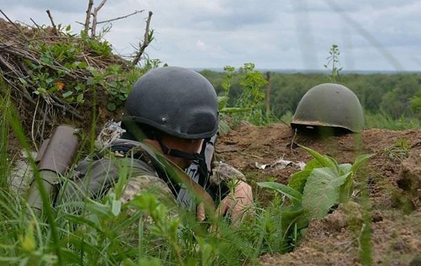 Сепаратисти поранили бійця АТО, який перевіряв дорогу для ОБСЄ