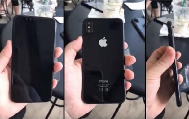 iPhone 8 : видео