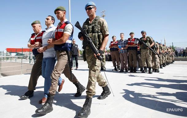 В Турции за связь c Гюленом арестовали 35 журналистов