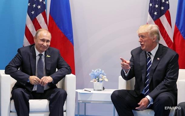 Трамп вдячний Путіну за скорочення дипмісії
