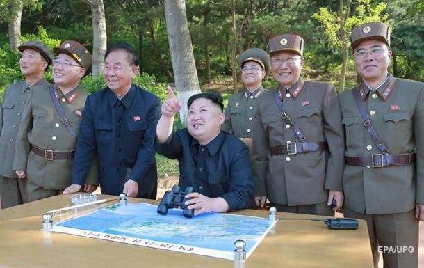 КНДР повторила погрозу удару по військових базах США