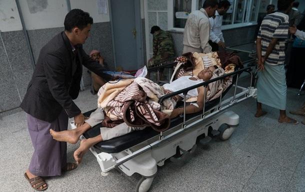 Эпидемия в Йемене: холерой заболели почти 500 тысяч человек
