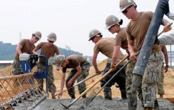 В Очакове американские ВМС строят военную базу