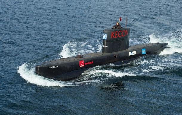 Власника затонулого приватного підводного човна звинувачують у вбивстві