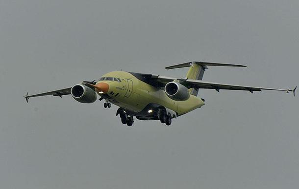 Антонов  планує випустити 70 літаків за п ять років