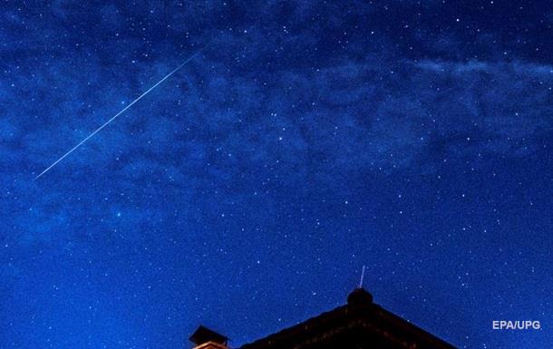 В Украине и мире наблюдали звездопад Персеиды