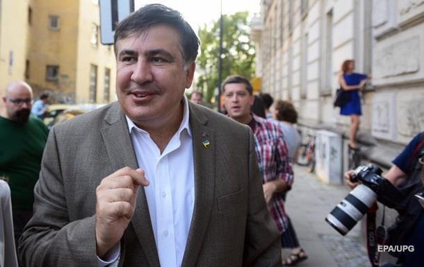 Саакашвили: Очищу Украину от молдавских олигархов