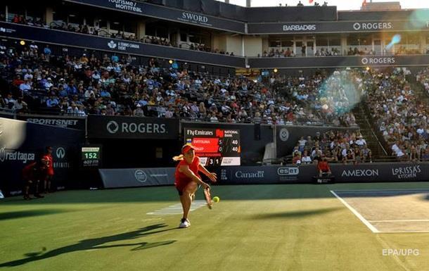 Украинка Свитолина выиграла турнир в Торонто