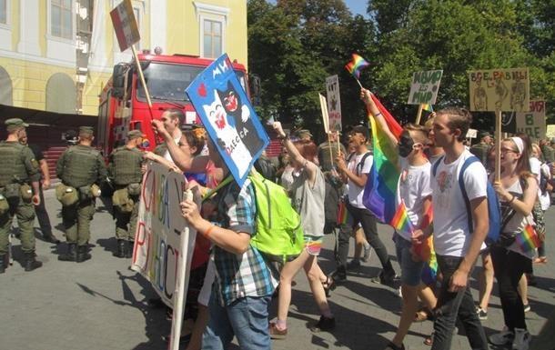 Итоги 13.08: ЛГБТ-марш в Одессе и промах с поездом