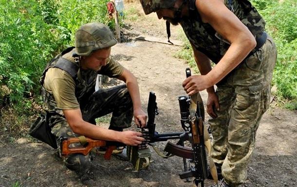 Сутки в АТО: Авдеевку обстреливали шесть часов