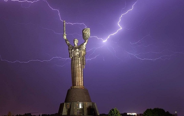 Спека і грози: прогноз погоди в Україні