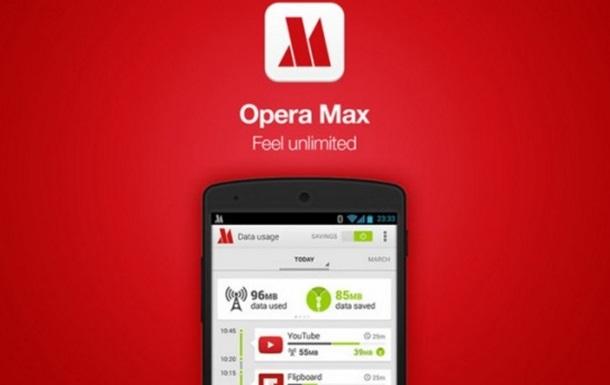 Opera  убила  Android-приложение Opera Max