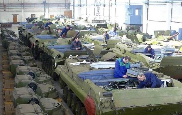 Укроборонпром за 3 роки мав замовлення на 12 млрд