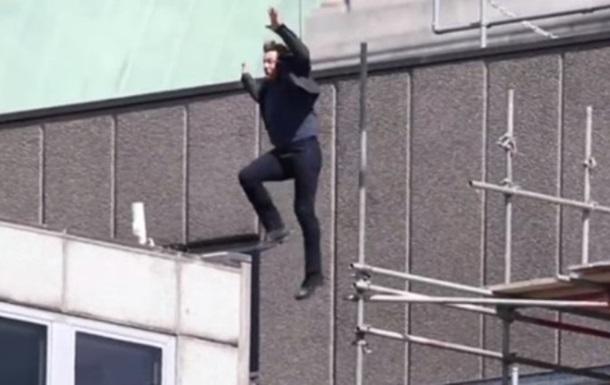 Травма Тома Круза на съемках фильма оказалась серьезной