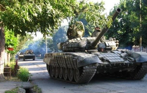 В ОБСЕ сообщили о танках и РСЗО сепаратистов