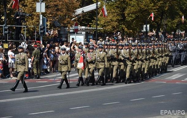 ВСУ примут участие в военном параде в Варшаве