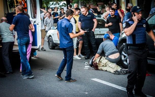 Расстрел бойцов АТО в Днепре: подозреваемый вышел под залог