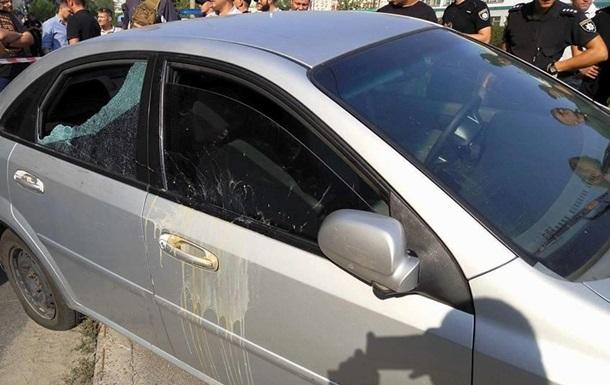 Охранник нардепа устроил стрельбу в Киеве