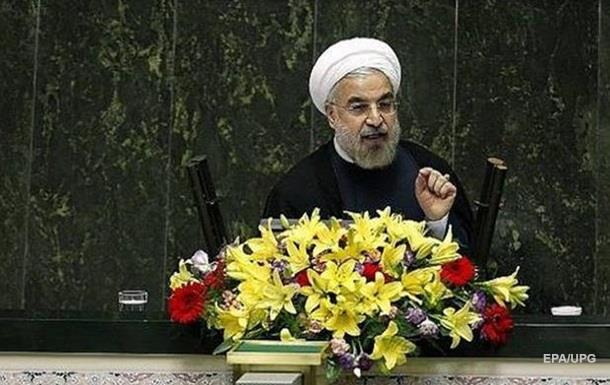 Іран погрожує вийти з ядерної угоди через санкції США