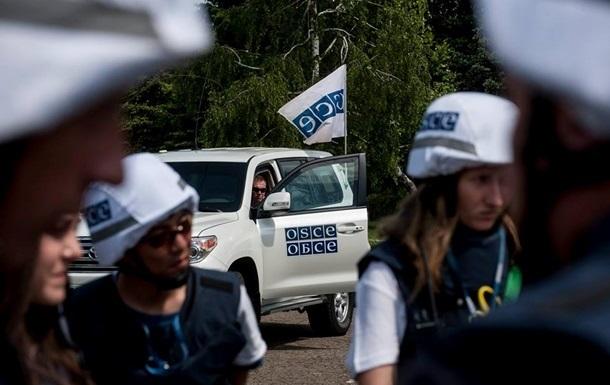 ОБСЕ откроет новые патрульные базы в зоне АТО
