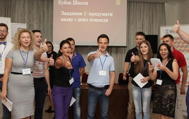 Володимир Мосенко бере участь в Третій всеукраїнській профспілковій школі!