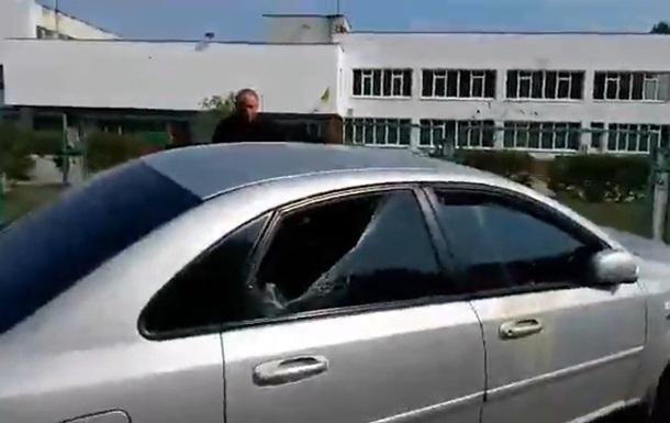 Стрельбу в Киеве с нардепами засняли на видео