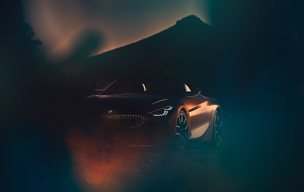 В Сети рассекретили внешность нового родстера BMW