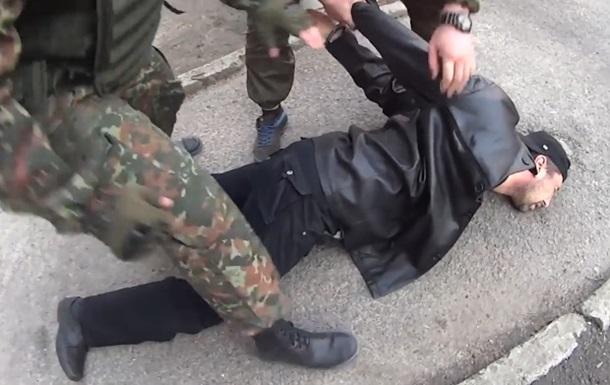 У ДНР заявили про затримання  диверсантів  з України