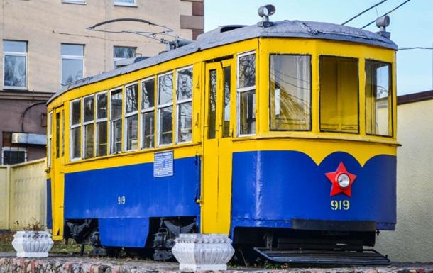 В Киеве будет ездить экскурсионный ретро-трамвай