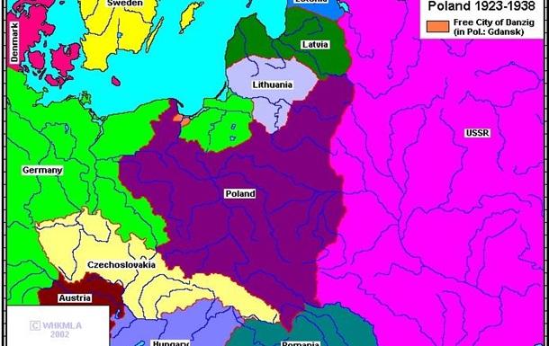 «Парадная» история польско-украинских отношений