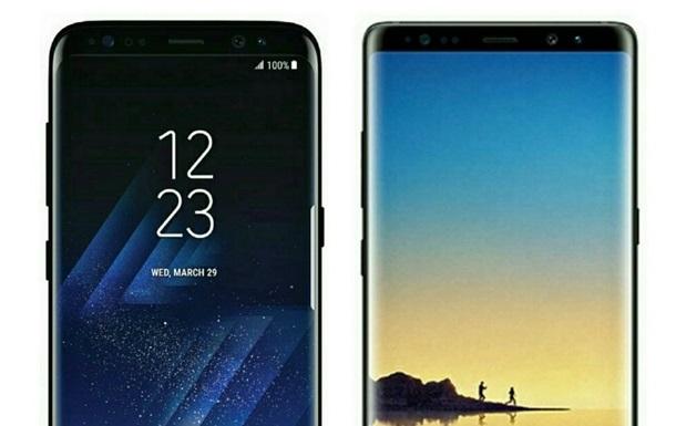 Samsung Galaxy Note 8: характеристики