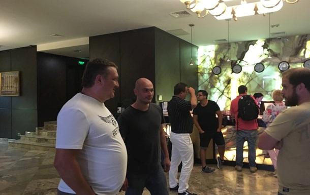 Прыгун с отеля Крещатик рассказал о мотивах
