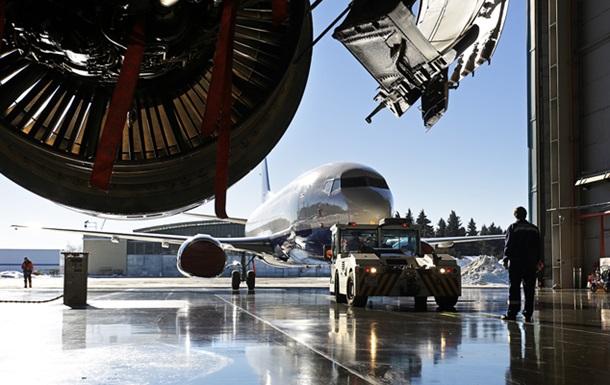 Украинский завод будет обслуживать Boeing и Airbus