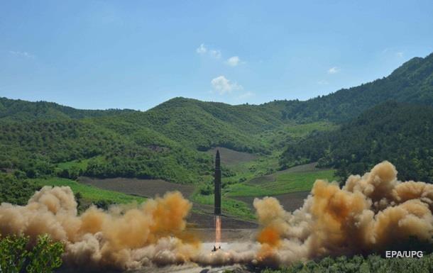США готові збивати ракети КНДР