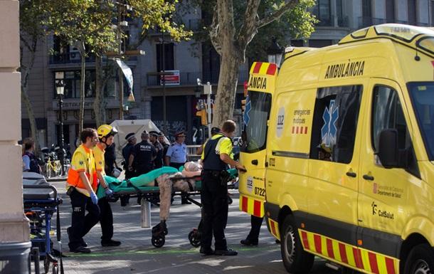 Теракт у Барселоні: постраждали громадяни 18 країн