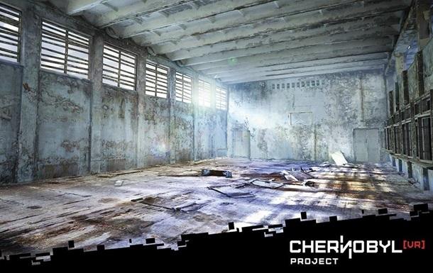Sony випустить екскурсію Чорнобилем для PlayStation VR