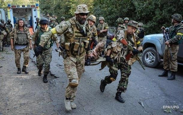Вісім бійців з Іловайського котла все ще в полоні