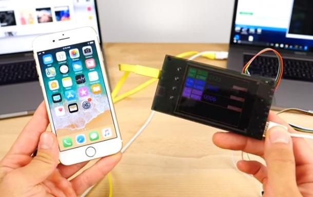 Блогер показав легкий спосіб злому iPhone