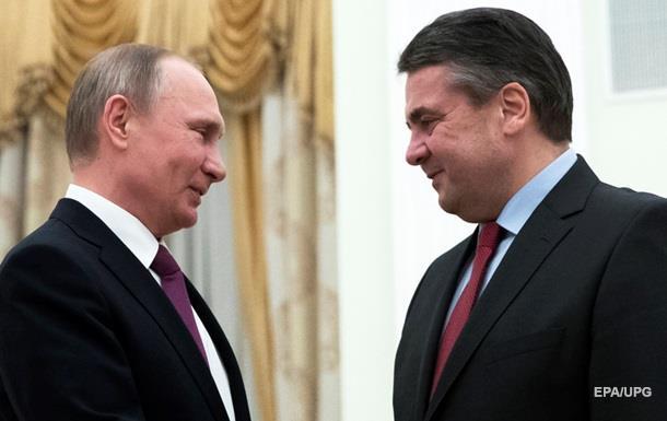 Від голови МЗС Німеччини вимагають звіт за Путіна