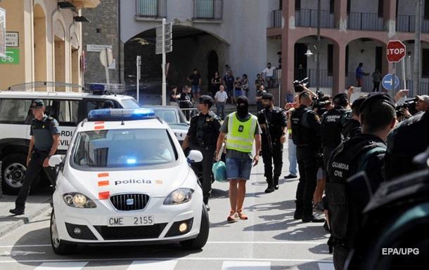 ЗМІ Іспанії показали знищення п ятого терориста