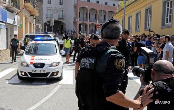 В Іспанії розшукують останнього підозрюваного у терактах