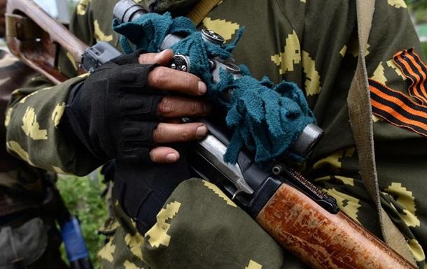 На Донбассе зафиксирована активизация деятельности ДРГ боевиков