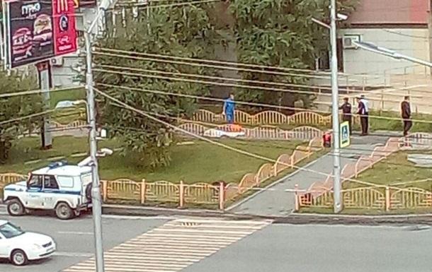 У Росії чоловік із ножем поранив вісьмох перехожих