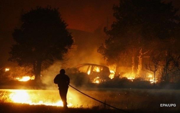 Во Франции пожарного обвинили в семи поджогах