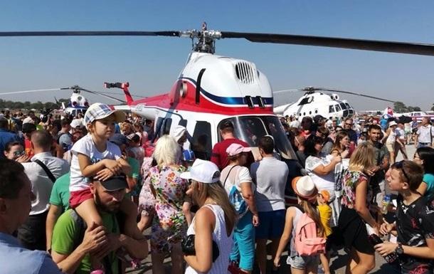 Підсумки 19.08: вертоліт  Надія  і напад у Росії