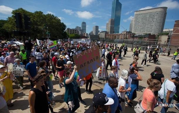 Трамп сподівається, що протести об єднають Америку
